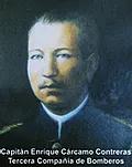 Enrique Cárcamo